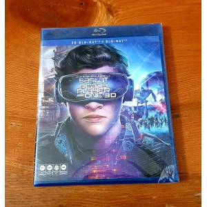 Başlat - Ready Player One Bluray 2-Disk 3D+2D Steven Spielberg 2018