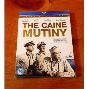 Denizde İsyan - The Caine Mutiny - Bluray Humphrey Bogart 1954