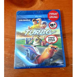 Turbo - Bluray DreamWorks