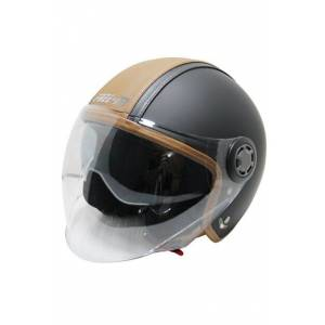FREEM-612 BROWN LEATHER KASK