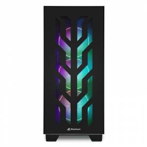 SHARKOON ELITESHARKCA300T-B KAS SHARKOON ATX FULL TOWER RGB