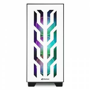 SHARKOON ELITESHARKCA300T-W KAS SHARKOON ATX FULL TOWER RGB