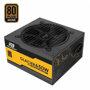 POWER BOOST ATX650B 650W 80+ Bronze Power Supply Semi Modüler 12cm Fanlı