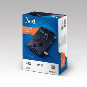 YENİ NEXT WİFİ ANTEN HEDİYELİ NEXT MİNİX HD BLACK ll S PLUS FULL HD USB YOUTUBE UYDU ALICISI