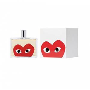 Comme Des Garcons Play Red EDT 100 ml