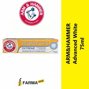 ARM&HAMMER Advanced White 75ml