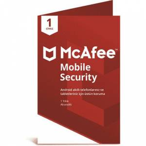 McAfee Mobile Security 01 Cihaz Android Online