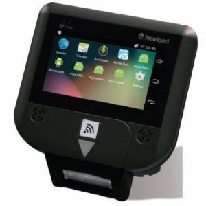 Newland NQuire351 4,3 PRW-7C Android (1D/2D)