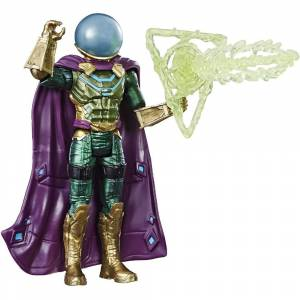 Spiderman Far From Home Spider-Man Marvel's Mysterio