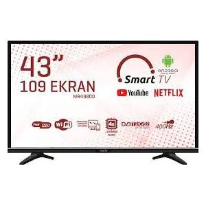 MORİO 43 SMART ANDROİD LED TV
