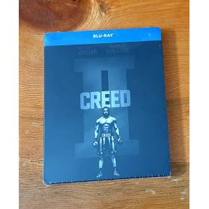 Creed 2 Bluray Steelbook Limited Edition Ambalajlı 2018 Sylvester Stallone