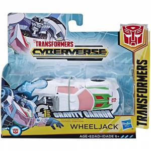 Transformers Cyberverse Action Attackers Wheeljack