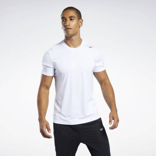Reebok WORKOUT READY POLYESTER TECH T-SHIRT