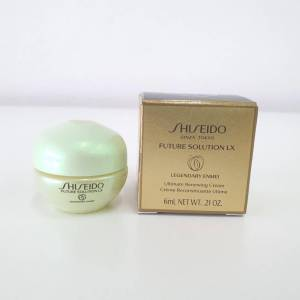 Shiseido Future Solution LX Ultimate Renewing Cream 6 ML