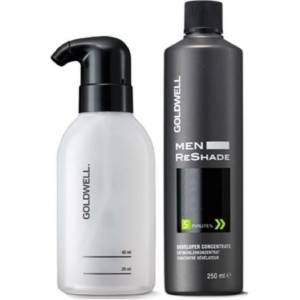 Goldwell Men Reshade Developer Uygulama Losyonu 250Ml.