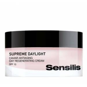Sensilis Supreme Daylight Caviar Antiaging Day Regenerating Cream SPF15 50 ml Gündüz Kremi