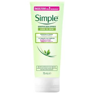SIMPLE PURUZSUZLESTIRICI PEELING 75ML