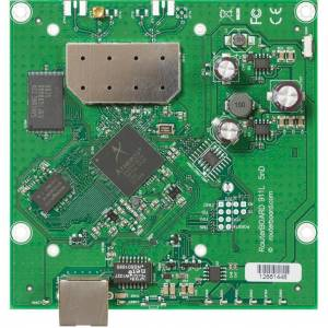 MiKROTiK 911 Lite5 dual RB911-5HnD DC 600mhz 64mb 1port RouterBoard