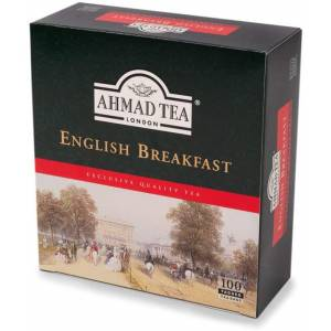 AHMAD TEA ENGLİSH BREAKFAST SALLAMA ÇAY (100 ADET)