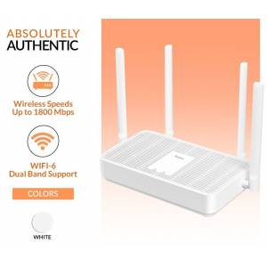 Xiaomi Mi Router AX1800 Wi-Fi 6 1775 Mbps Çift Band Router