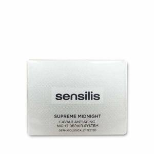 Sensilis Supreme Midnight Caviar Anti Aging Night Repair System 50 ml