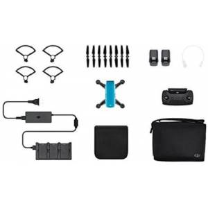 DJI SPARK Fly More Combo Drone Sky Blue