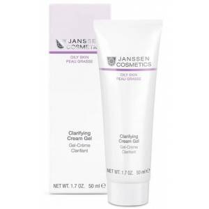 JANSSEN COSMETİCS OİLY SKİN CLARİFYİNG CREAM GEL