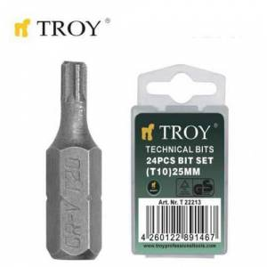 Troy 22215 Bits Uç (T20x25mm)