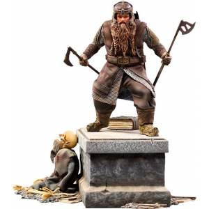 The Lord of the Rings Gimli Art Scale