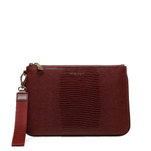 Nine West MUSEL Bordo Kadın Clutch