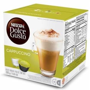 Nescafe Dolce Gusto Coffee Cappuccino 16 Kapsül