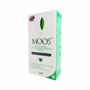 Moos Anti-Comedone Liquid Skin Cleanser 200ml