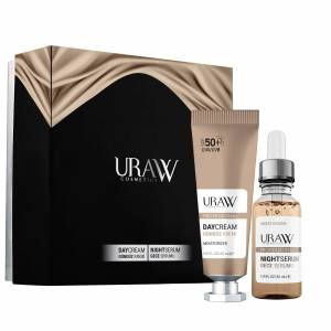 Uraw Anti Spot Leke Kremi Ve Serum Seti