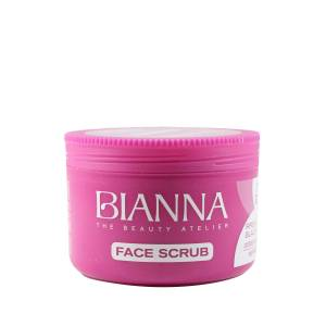 Bianna Face Scrub Blackberry 300ml