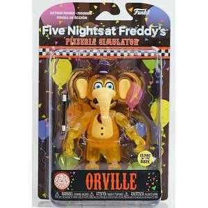 Funko Fnaf Five Nights At Freddys Orville Fosforlu Figür