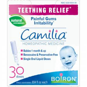 CAMILIA 30 DOSE TEETHING RELIEF SKT:02/23 MADE IN USA