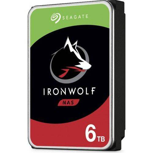 Seagate IronWolf 6 TB SATA3 HDD ST6000VN001