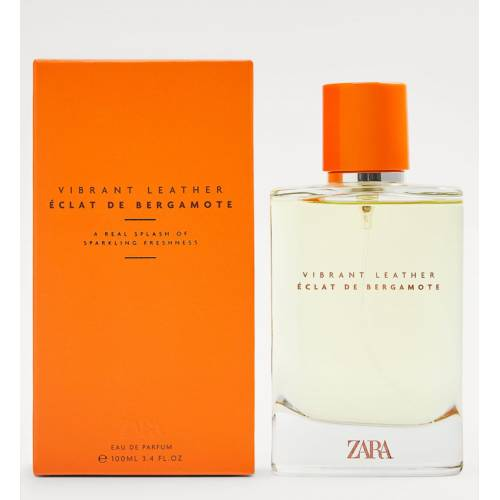 Zara Vibrant Leather EDP 100 ml Erkek