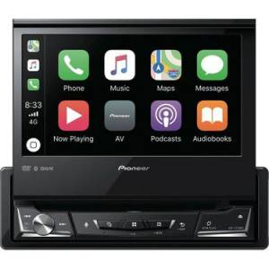 PİONEER AHV-Z7250BT PROFESYONEL İNDASH CAR PLAY ANDROİD AUTO