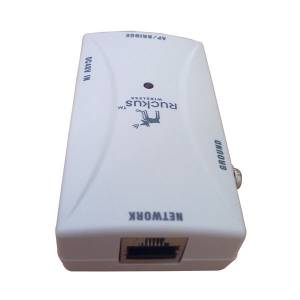 Power over Ethernet (PoE) Injector (10/100/1000 Mbps) with EU power adapter (applicable for 7731, 79