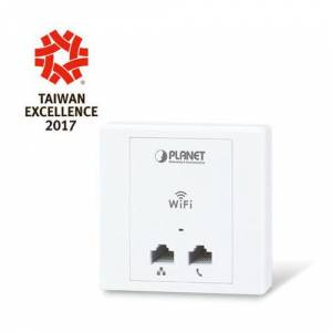 PL-WNAP-W2201A 300Mbps 802.11n Wireless In-wall PoE Access Point