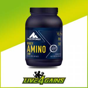 Multipower Whey Amino 3400 (300 Tablet)