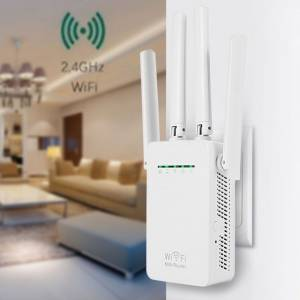 POLYGOLD PG-757 WİRELESS ROUTER 4 ANTENLİ
