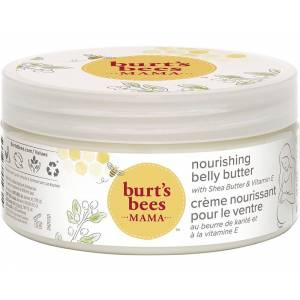 Burt's Bees Mama Bee belly butter, Fragrance Free Lotion, 185g MADE IN USA