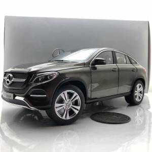 2015 Mercedes Benz GLE Class Coupe C292 Brown 1:18 NOREV