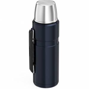 Thermos SK 2010 Stainless King Large Midnight Blue 1.2 lt.