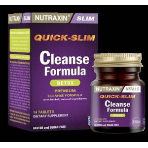 Nutraxin QS Cleanse Formula 14 Tablet