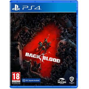 Back 4 Blood Ps4 Oyun