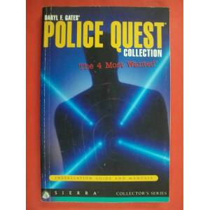 Police Quest Collection  The 4 Most Wanted