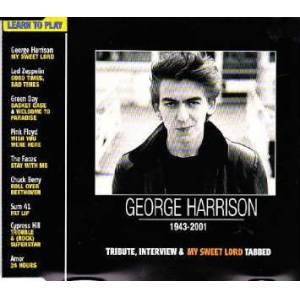 George Harrison 1943-2001  Learn to play Cd 2.EL